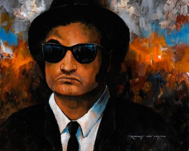 Blues Brother John Belushi