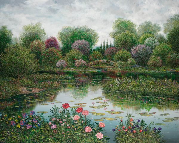 Giverny Spring Seduction