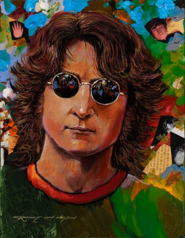 New York John Lennon