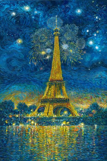 Paris Celebration