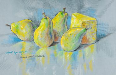 Pears and Cheese