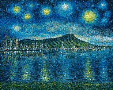 Starry Starry Diamond Head